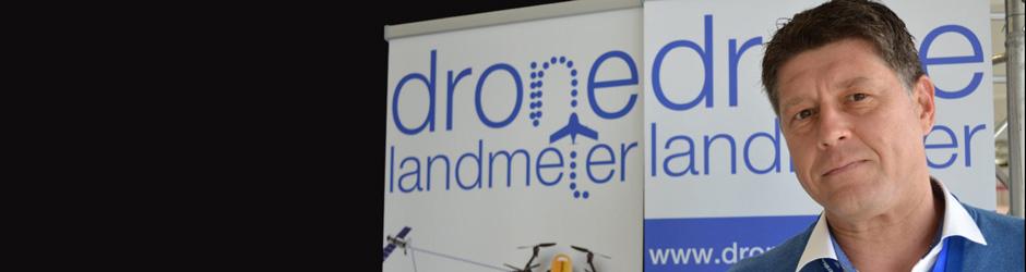 De toekomst van drones in de landmeetkunde – Interview door EUKA